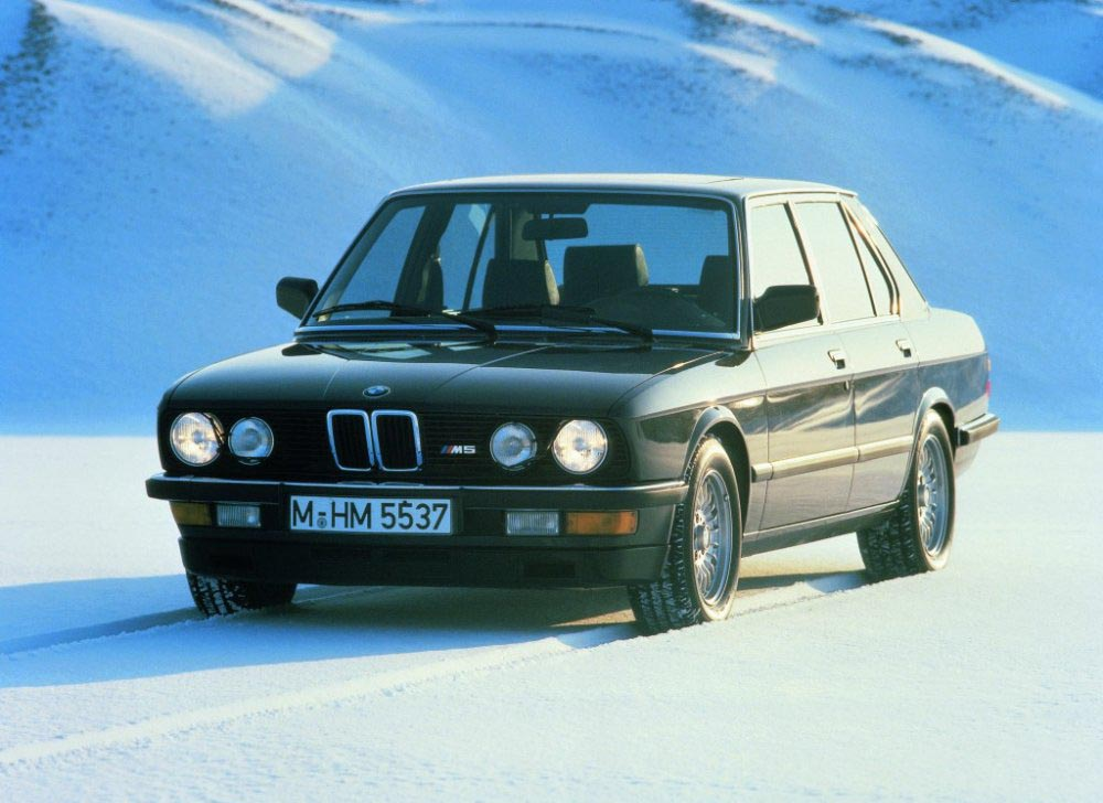 BMW M Registry - FAQ E34 M5