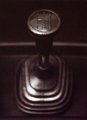 Five Speed Manual Gearbox