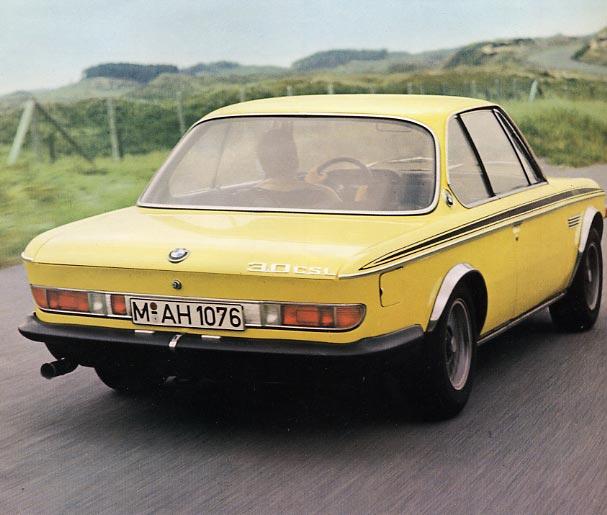 BMW M Registry - FAQ E09 3.0 CSL