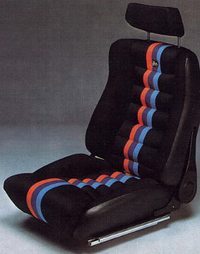 BMW E30 Cloth Seats