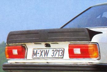 BMW E12 Spoiler