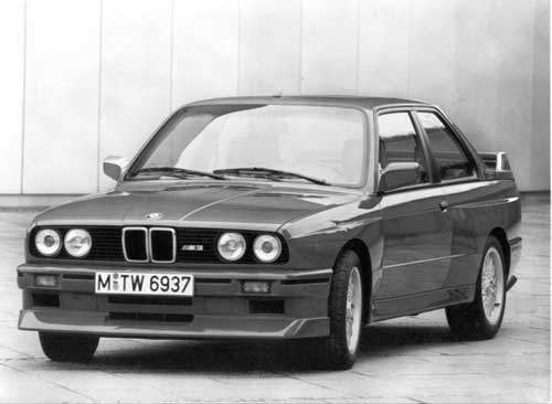 Bmw M Registry Faq E30 M3
