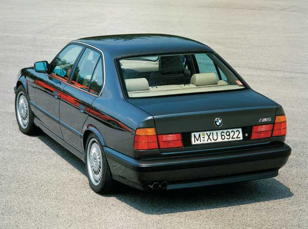 Bmw M Registry Faq E34 M5