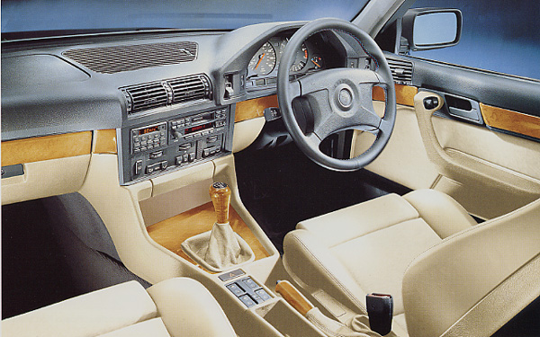 Do You Think The Interior Is Better In An E34 V E39