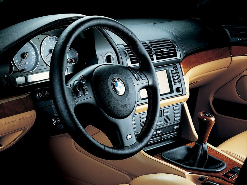 m5 bmw 2001 specification