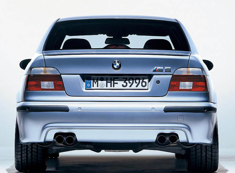 BMW M Registry - FAQ E39 M5