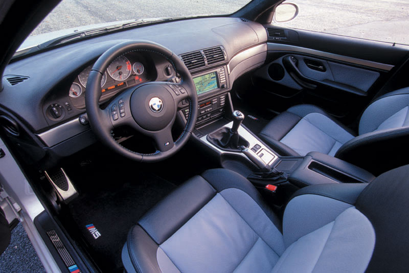 Secondhand Saint E39 BMW M5