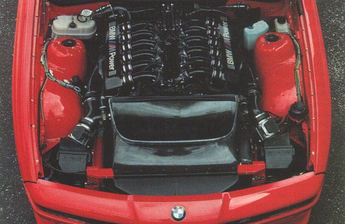 """Именно таково начало блистательного пути  """"BMW Motorsport GmbH """", дочерней..."""